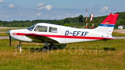 D-EFXF - Piper PA-28-161 Cadet - Private
