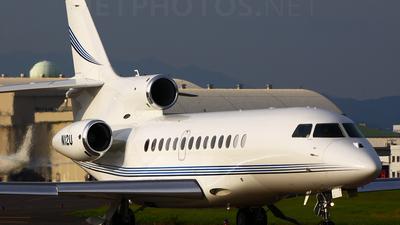 N12U - Dassault Falcon 7X - Private