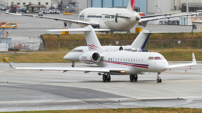 N700GR - Bombardier BD-700-1A11 Global 5000 - Private