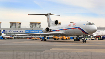RA-85629 - Tupolev Tu-154M - Rossiya Airlines