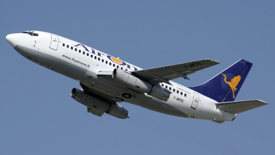 I-JETC - Boeing 737-230(Adv) - Air One