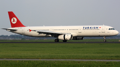 TC-JMD - Airbus A321-211 - Turkish Airlines