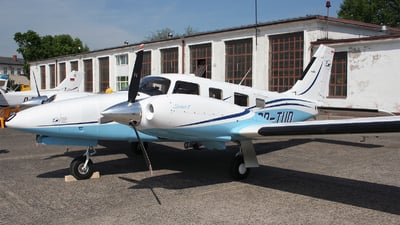 SP-TUD - Piper PA-34-220T Seneca V - OKL - Aviation Training Centre of Rzeszow Technical University