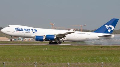 N851GT - Boeing 747-87UF - Atlas Air