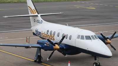 A picture of GISLD - BAe Jetstream 32 - [915] - © n94504