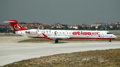 TC-ETC - Bombardier CRJ-900ER - AtlasJet