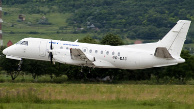 YR-DAC - Saab 340A - Direct Aero Services
