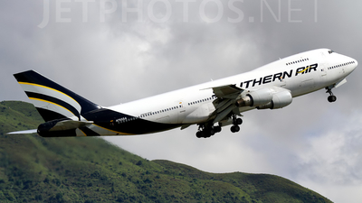 A picture of N765SA - Boeing 7472F6B - [21833] - © AIRSHI