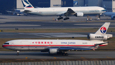 B-2179 - McDonnell Douglas MD-11(F) - China Cargo Airlines