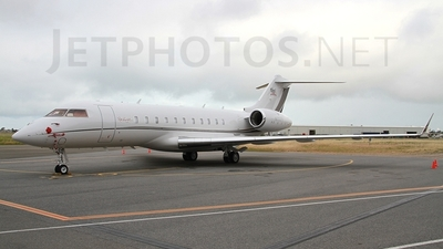 N755RA - Bombardier BD700 Global 5000 - Private