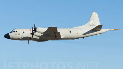 P.3M-12 - Lockheed P-3M Orion - Spain - Air Force