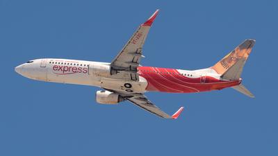 VT-AXG - Boeing 737-8Q8 - Air India Express