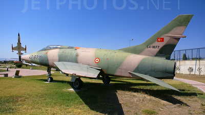 54-1877 - North American F-100 Super Sabre - Turkey - Air Force