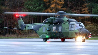 NH-213 - NH Industries NH-90TTH - Finland - Army