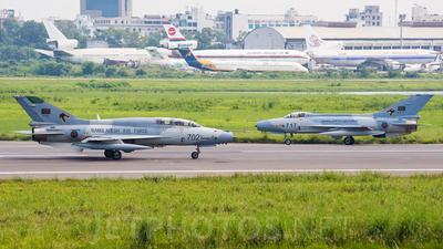 2702 - Chengdu FT-7BGI - Bangladesh - Air Force