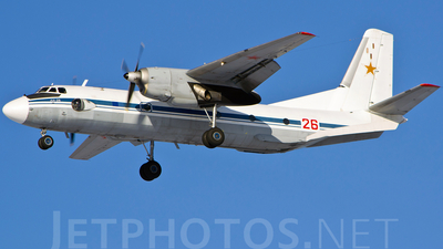 26 - Antonov An-26 - Russia - Air Force