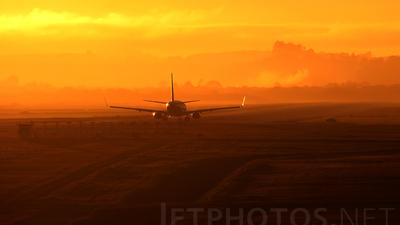 SBGR - Airport - Runway