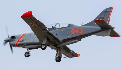43 - PZL-Warszawa PZL-130 TC2 Orlik - Poland - Air Force