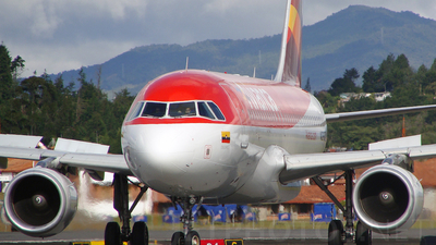 N266CT - Airbus A319-112 - Avianca