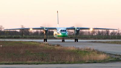12 - Antonov An-24RV - Ukraine - Border Police
