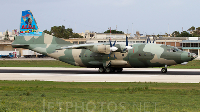 0102 - Shaanxi Y-8F-200W Pegasus - Venezuela - Air Force