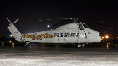 N903CH - Sikorsky S-58 - Private
