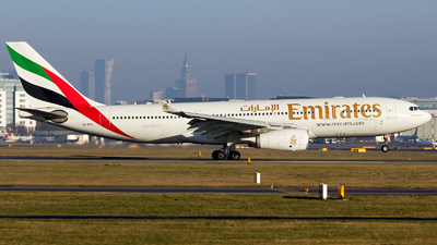 A6-EAO - Airbus A330-243 - Emirates