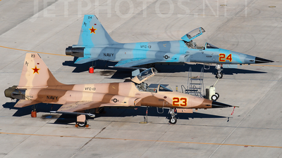 761541 - Northrop F-5N Tiger II - United States - US Navy (USN)