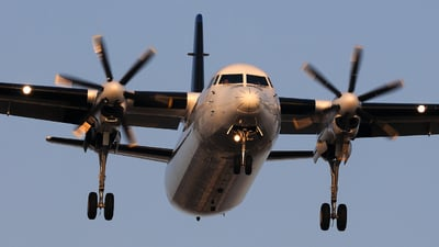 PH-JXK - Fokker 50 - Denim Airways