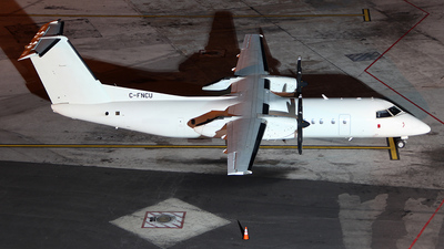 C-FNCU - Bombardier Dash 8-Q311 - Voyageur Airways