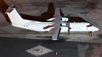A picture of CFNCU - De Havilland Canada Dash 8300 - United Nations - © Roger Cannegieter