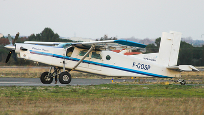 F-GOSP - Pilatus PC-6/B2-H4 Turbo Porter - Private