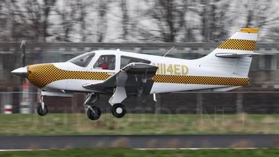 N114ED - Commander Aircraft 114B - Private
