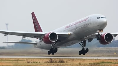 N918AX - Boeing 777-222(ER) - Omni Air International (OAI)
