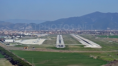LIRP - Airport - Airport Overview