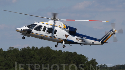 N20NJ - Sikorsky S-76B - United States - New Jersey State Police