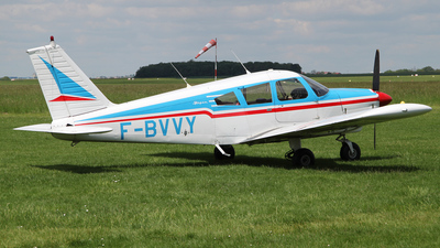 A picture of FBVVY - Piper PA 28180 Archer - [285336] - © Echelon01