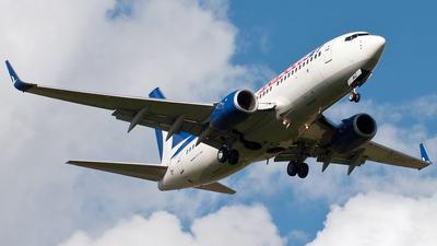 TC-SAC - Boeing 737-76N - AnadoluJet (SunExpress)