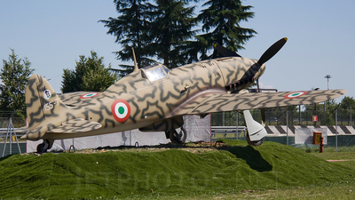 MM9327 - Macchi MC-205V  Veltro - Italy - Air Force