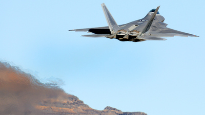 04-4077 - Lockheed Martin F-22A Raptor - United States - US Air Force (USAF)