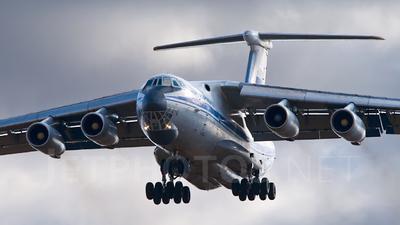RA-78766 - Ilyushin IL-76MD - Russia - Air Force