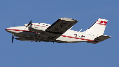 A picture of HBLEM - Piper PA34200 Seneca - [347350327] - © Mike Moro