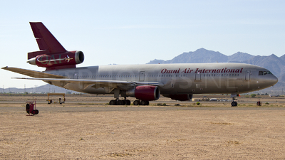 N522AX - McDonnell Douglas DC-10-30 - Omni Air International (OAI)