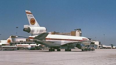 EC-CEZ - McDonnell Douglas DC-10-30 - Iberia