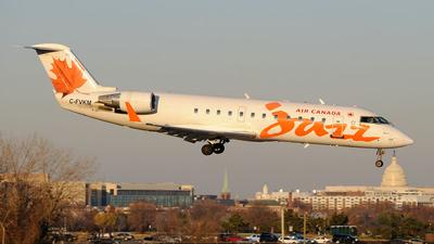 C-FVKM - Bombardier CRJ-100ER - Air Canada Jazz