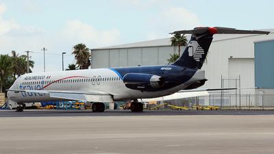 A picture of N848SH - McDonnell Douglas MD83 -  - © André Du-pont  (Mexico Air Spotters)