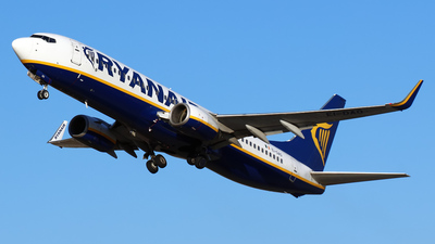 EI-DAO - Boeing 737-8AS - Ryanair