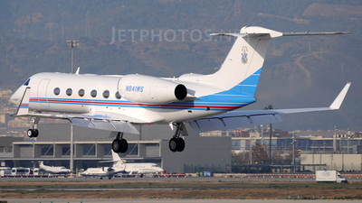 N841WS - Gulfstream G450 - Private