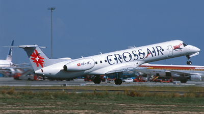 HB-JAL - Embraer ERJ-145LU - Crossair