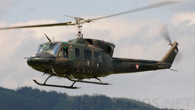 5D-HV - Agusta-Bell AB-212 - Austria - Air Force